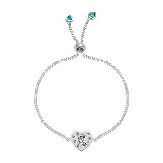 Disney Children's Cinderella Silver Adjustable Bracelet - Product number 6003702