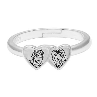 Disney Children's Frozen Silver Sisters Adjustable Ring - Product number 6003753