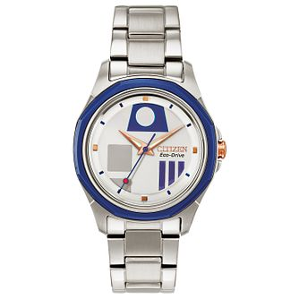 Citizen Star Wars R2-D2 Limited Edition Watch - Product number 6008070