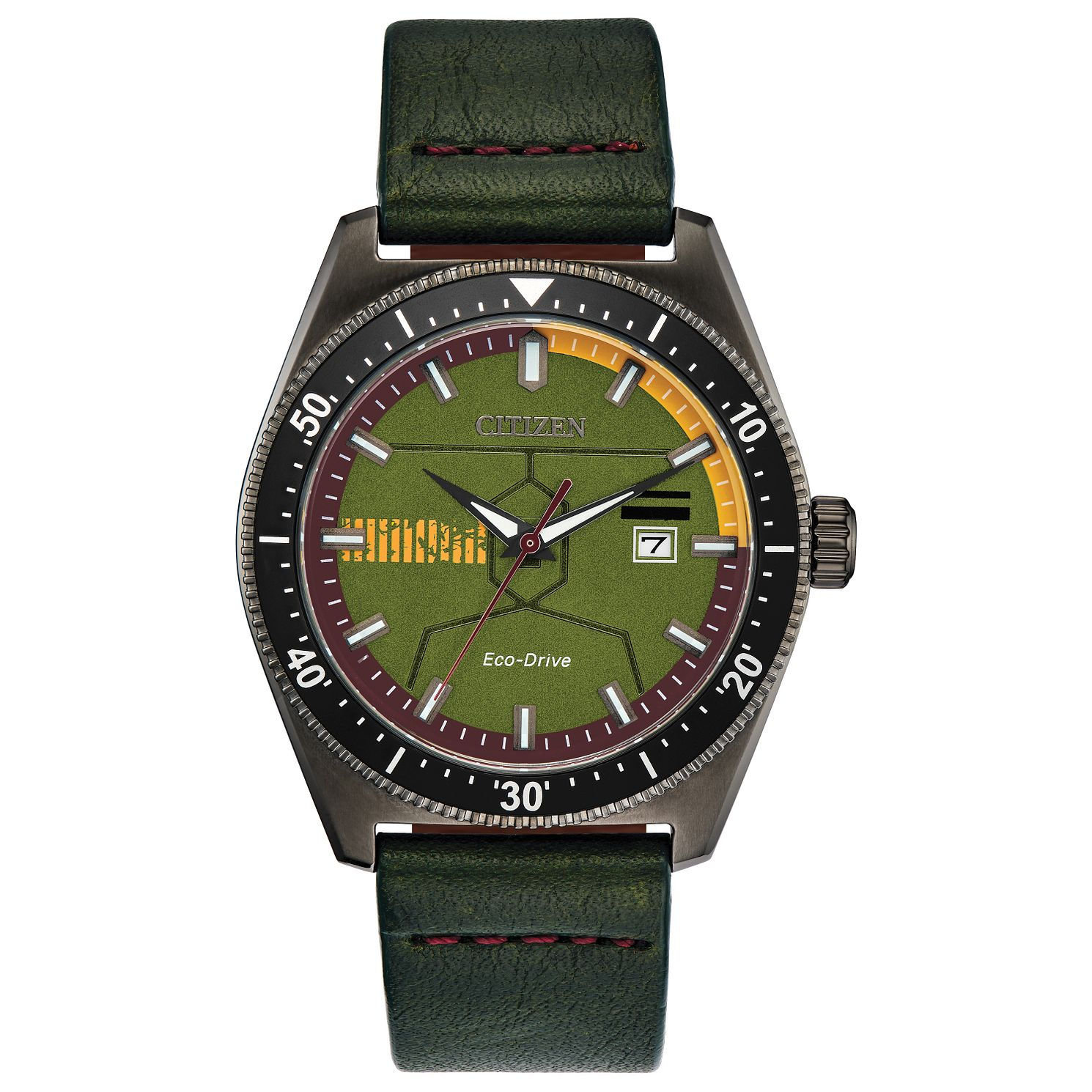 Citizen Star Wars  Boba-Fett Limited Edition Watch - Product number 6011942