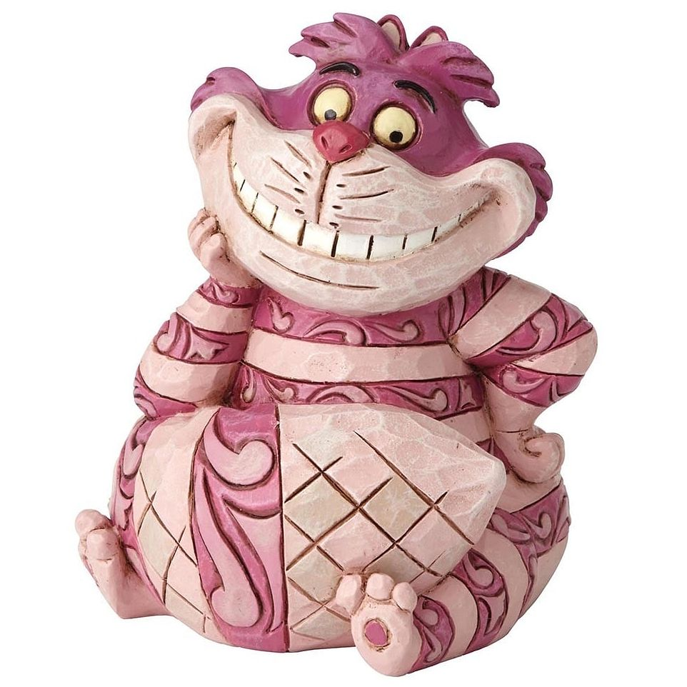 Disney Traditions Alice In Wonderland Cheshire Cat Figurine - Product number 6014038
