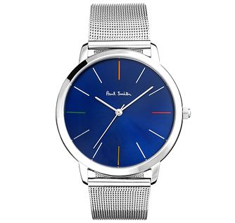 Paul Smith Ma 41mm Men's Stainless Steel Bracelet Watch - Product number 6048951