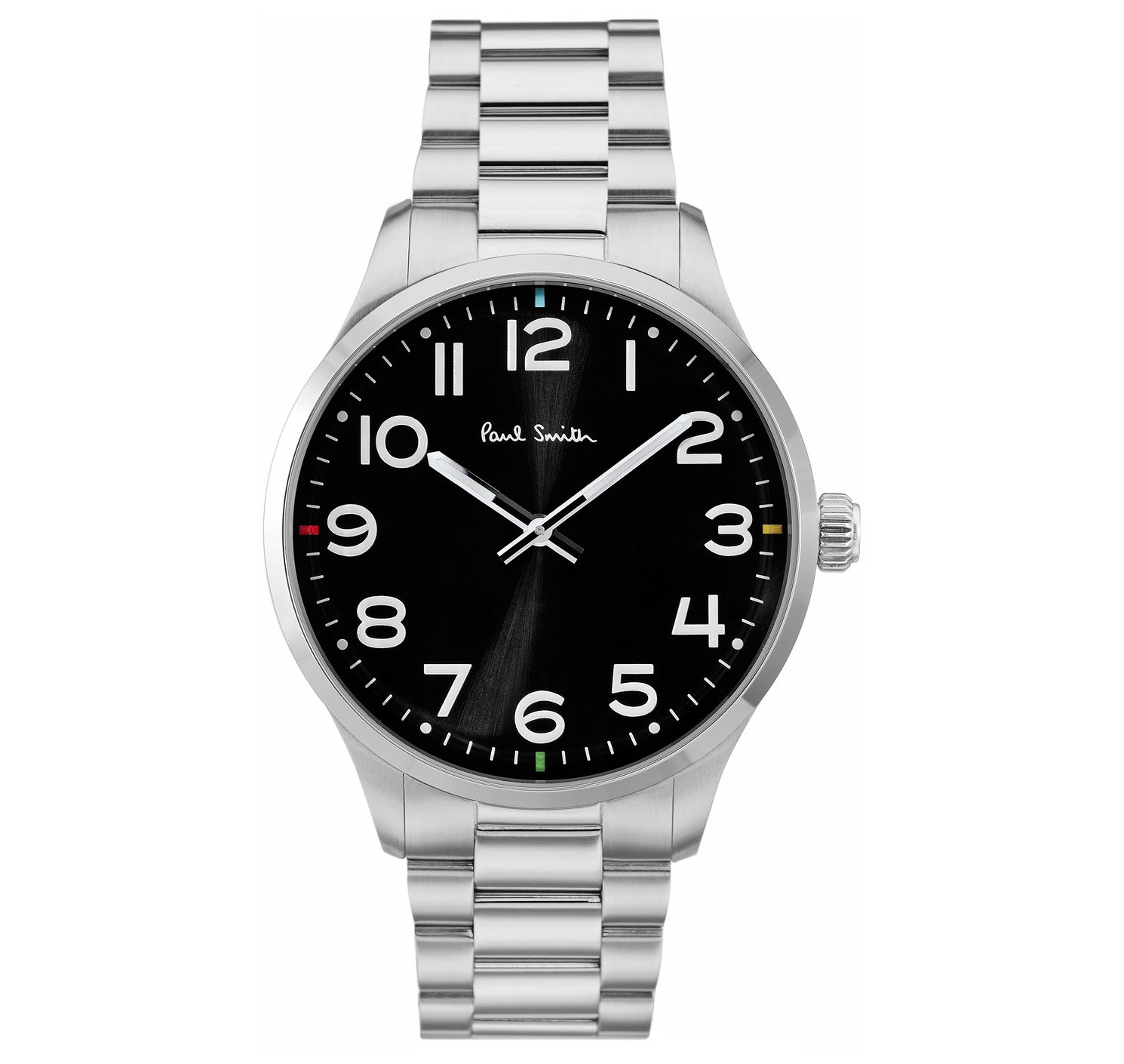 Paul Smith Tempo 41mm Stainless Steel Bracelet Watch - Product number 6049028