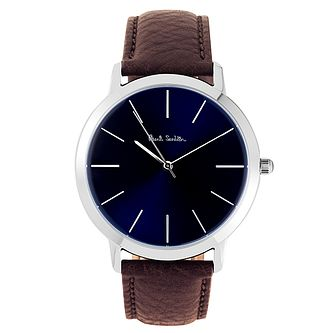 Paul Smith MA 41mm Men's Stainless Steel Strap Watch - Product number 6049338