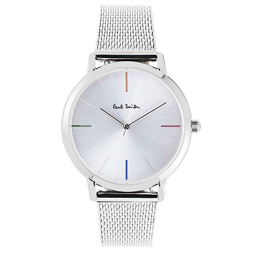 Paul Smith MA 38mm Men's Stainless Steel Bracelet Watch - Product number 6049370