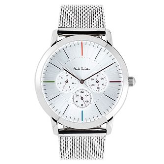 Paul Smith Ma Multi 43mm Men's Stainless Steel Watch - Product number 6049400