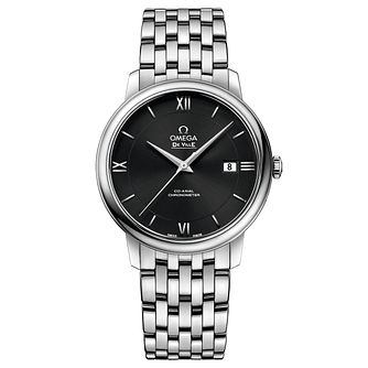 Omega De Ville Men's Stainless Steel Bracelet Watch - Product number 6050921