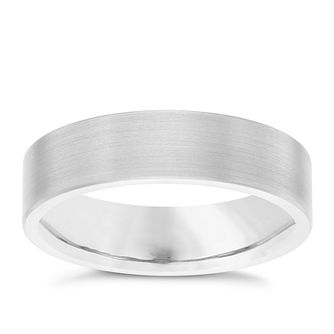 Titanium 6mm Matte Band - Product number 6058299