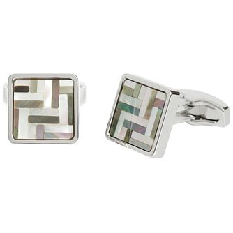 Simon Carter Mother of Pearl Cufflinks - Product number 6080782