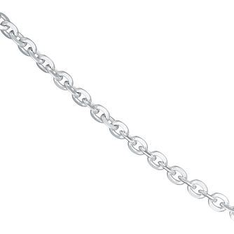 Sterling Silver 18 Inch Heavy Belcher Chain - Product number 6083374