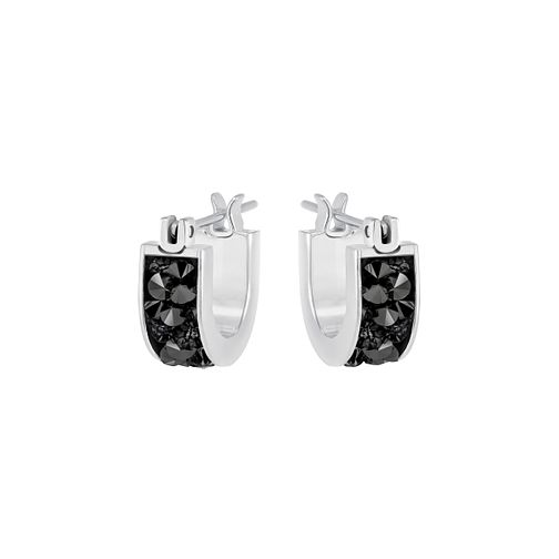Swarovski Stardust Hoop Earrings - Product number 6100422 00e487e3e