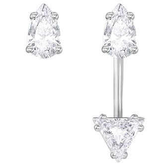 Swarovski Attract Earring Jackets - Product number 6100503