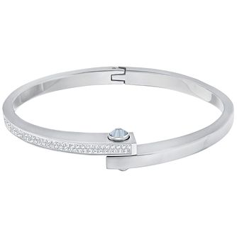 Swarovski Get Stone Set Bangle - Product number 6100996