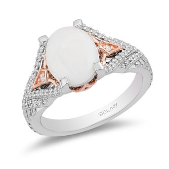 Enchanted Disney Fine Jewelry Opal & Diamond Elsa Ring - Product number 6110134