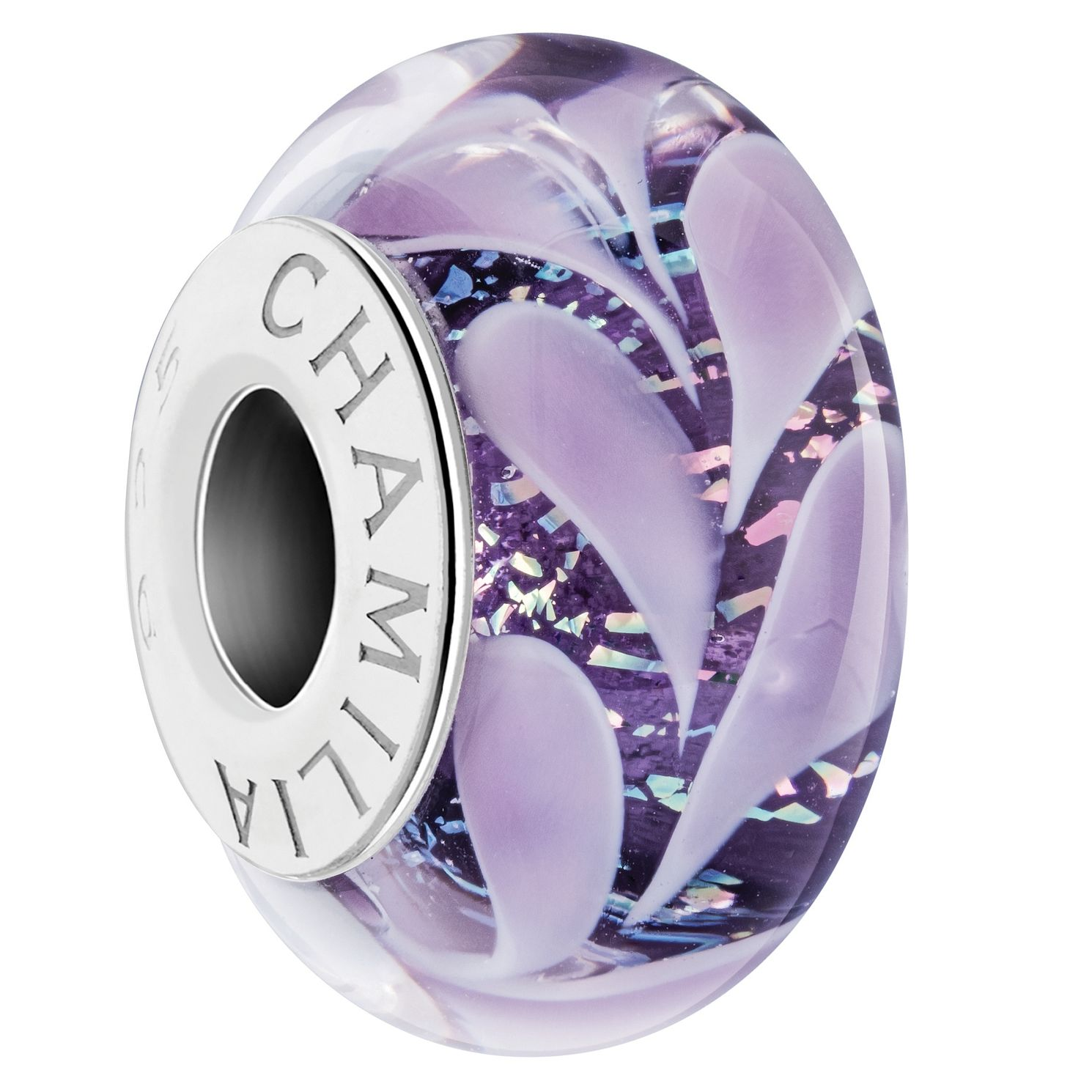 Chamilia Iris Murano Glass Bead - Product number 6128343