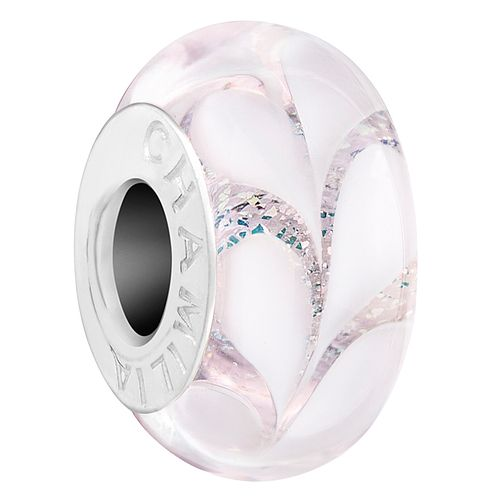 Chamilia Paisley Lily Murano Glass Bead - Product number 6128351