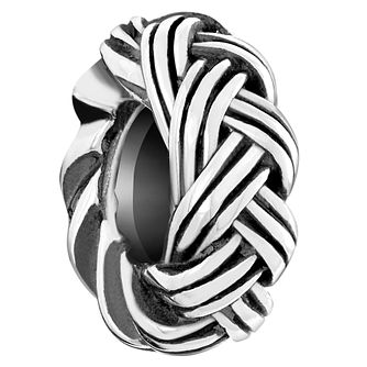 Chamilia Sterling Silver Nautical Rope Charm - Product number 6143067