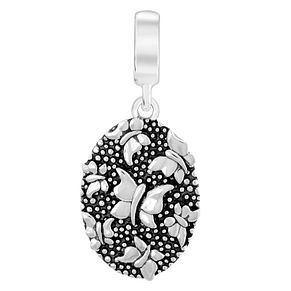 Chamilia Sterling Silver Butterfly Kisses Charm - Product number 6143822
