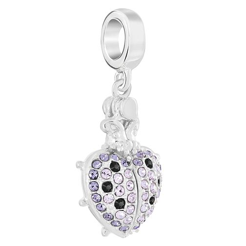 Chamilia Love Bug Secret Message Swarovski Crystal Charm - Product number 6143830