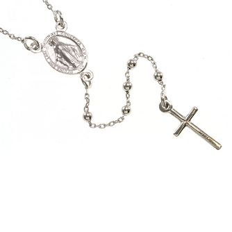 Cailin Sterling Silver Rosary Beads - Product number 6147011