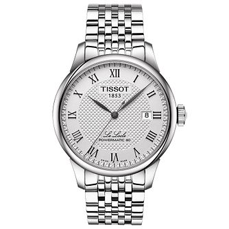 Tissot Le Locle Men's Stainless Steel Bracelet Watch - Product number 6148263