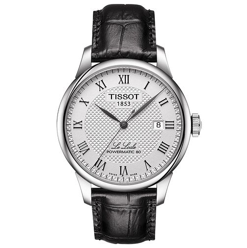 Tissot Le Locle Men's Stainless Steel Strap Watch - Product number 6148298