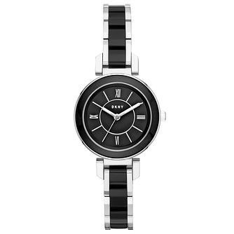 DKNY Ladies' Two Colour Bracelet Watch - Product number 6153356