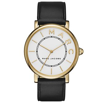 Marc Jacobs Ladies' Gold Tone Strap Watch - Product number 6153577