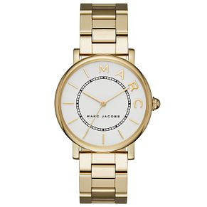 Marc Jacobs Ladies' Gold Tone Bracelet Watch - Product number 6153631