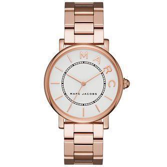 Marc Jacobs Ladies' Rose Gold Tone Bracelet Watch - Product number 6153658