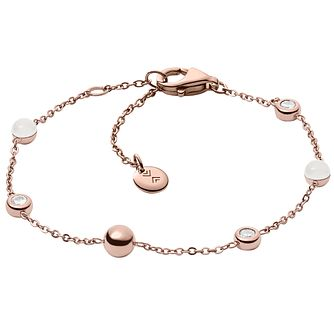 Skagen Seaglass Rose Gold Tone Bracelet - Product number 6165117