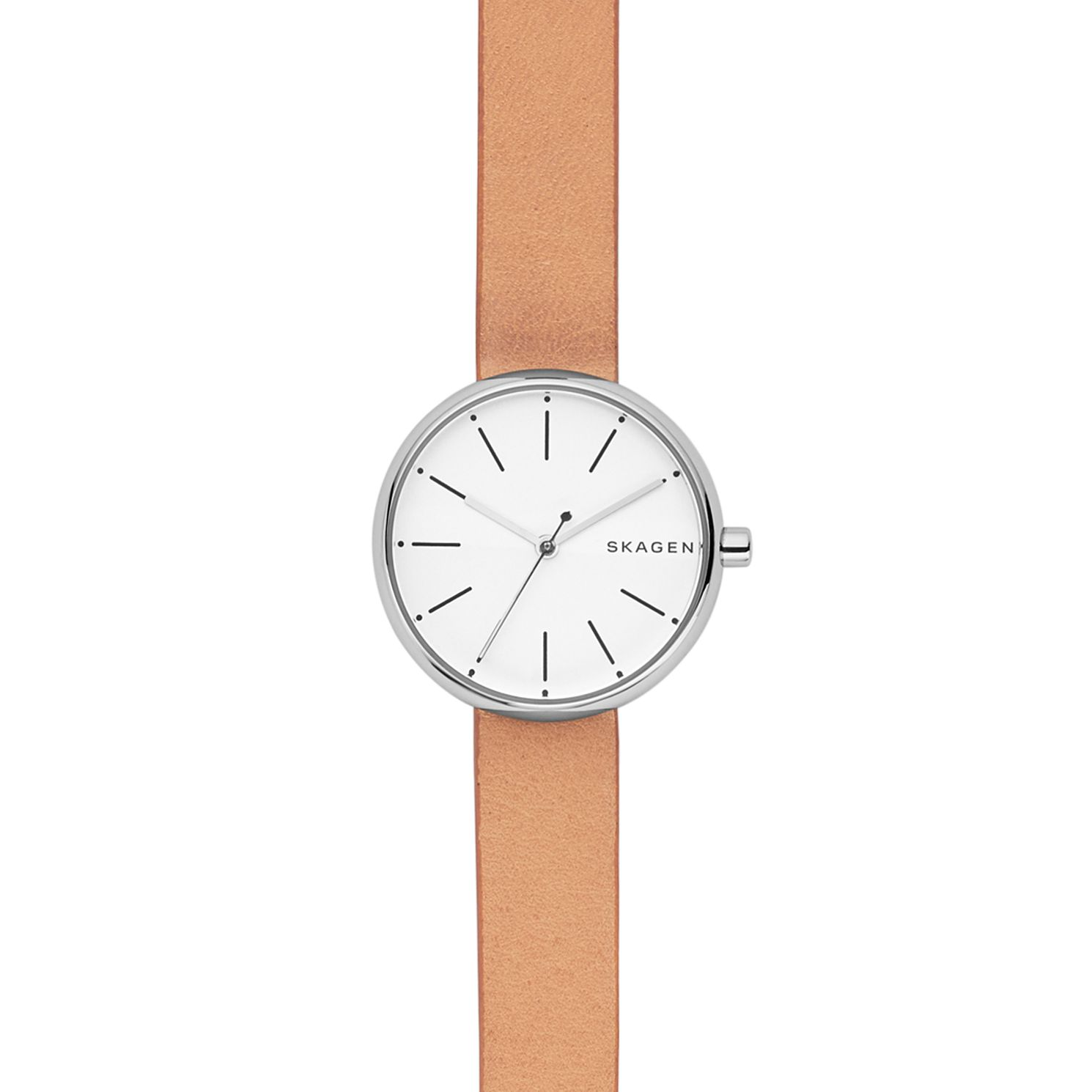 Skagen Ladies' Stainless Steel Strap Watch - Product number 6165265