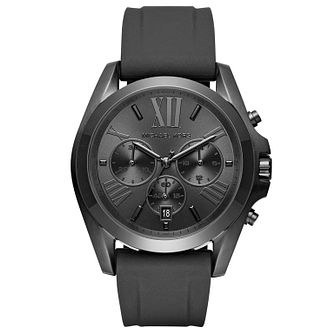 Michael Kors Men's Ion Plated Strap Watch - Product number 6171966