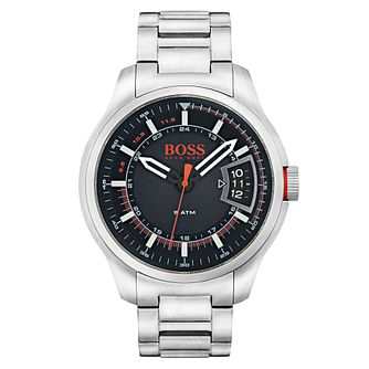 Hugo Boss Orange Men's Stainless Steel Bracelet Watch - Product number 6194206