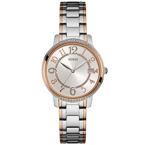 Guess Ladies' Two-Tone Bracelet Watch - Product number 6194915