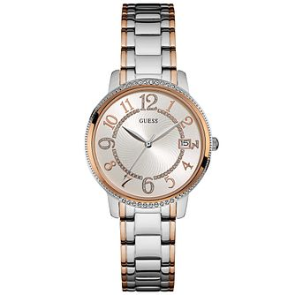 Guess Ladies' 2 Colour Stainless Steel Bracelet Watch - Product number 6194915