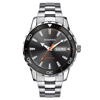 3d0d53e660cd Sekonda Men s Stainless Steel Bracelet Watch - Product number 6231322