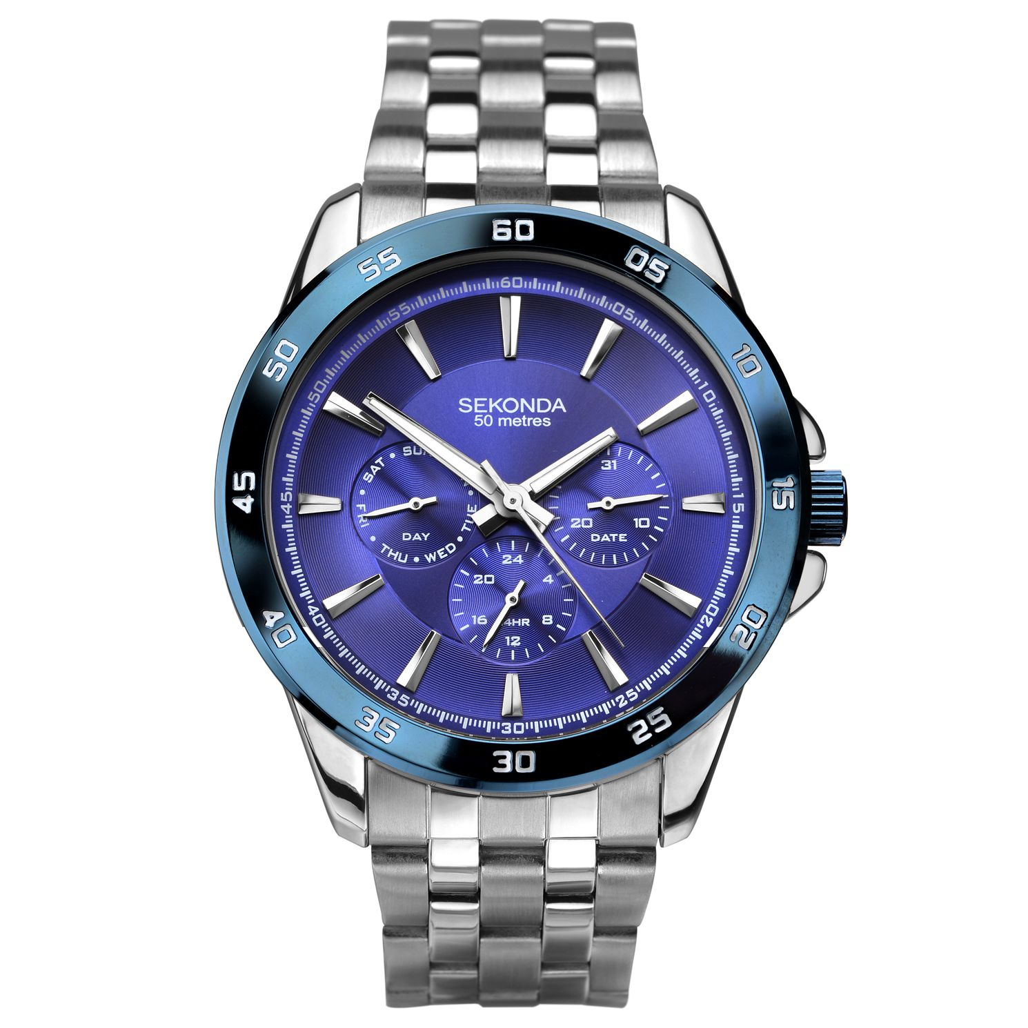 Sekonda Men's Stainless Steel Bracelet Watch - Product number 6231624