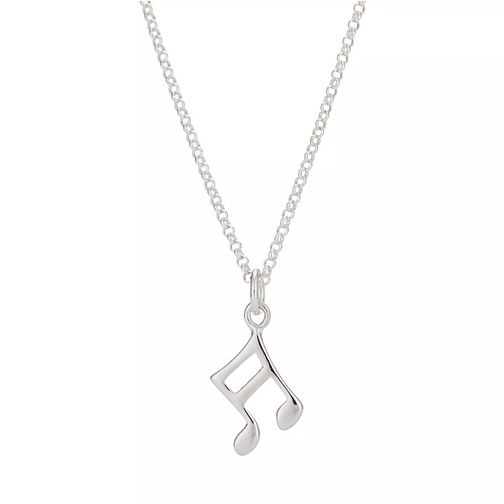 Lily Charmed Silver Musical Note Pendant - Product number 6250572