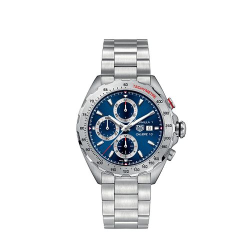 TAG Heuer Formula 1 Men's Stainless Steel Bracelet Watch - Product number 6252303