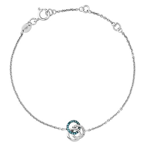 Links of London Treasured Sterling Silver Diamond Bracelet - Product number 6252664