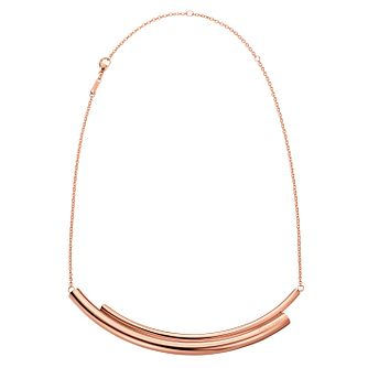 Calvin Klein Scent Rose Gold Tone Necklace - Product number 6253245