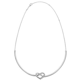 Calvin Klein Charming Stainless Steel Semi Choker - Product number 6253253