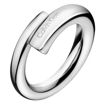 Calvin Klein Scent Stainless Steel Ring Size 7 - Product number 6253660