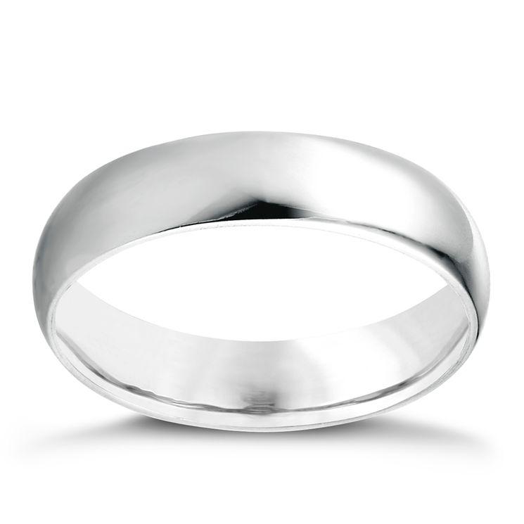 Preferred Platinum Wedding Rings - Ladies' & Men's Rings - Ernest Jones  OF12