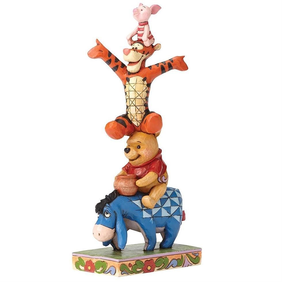 Disney Winnie The Pooh Built By Friendship Figurine - Product number 6265820