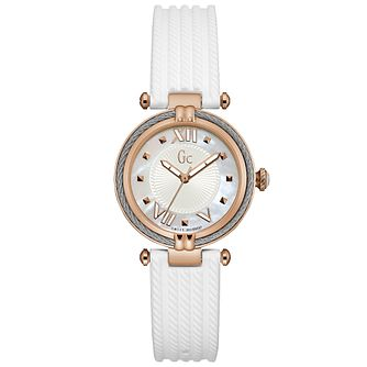 GC LadyChic Rose Gold Plated Strap Watch - Product number 6276504