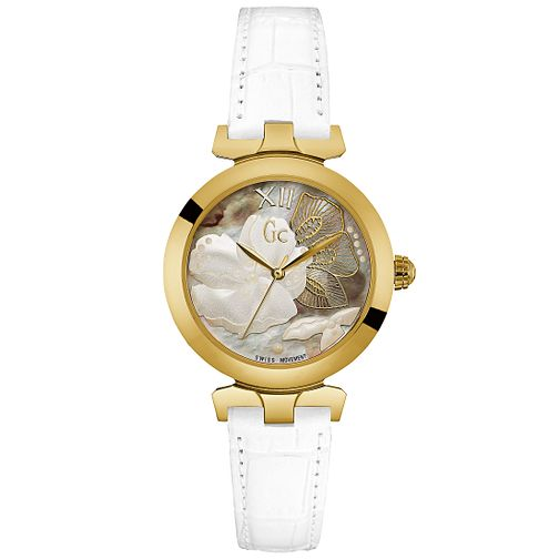 GC LadyChic Gold Plated Strap Watch - Product number 6276539