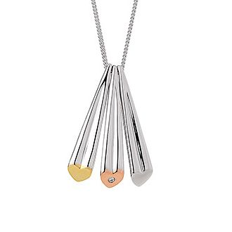 Clogau 3 piece Cariad Pendant - Product number 6288383