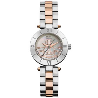 Vivienne Westwood Ladies' Two Colour Bracelet Watch - Product number 6290809